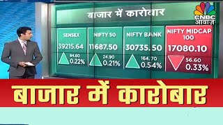 Nifty Gains For The 3rd Day But Fails To Hold 11,700; Midcap Index Underperforms