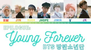 Young Forever-BTS(방탄소년단)║Color Coded Lyrics║Han/ Rom/ Eng ║Chiara Estelle