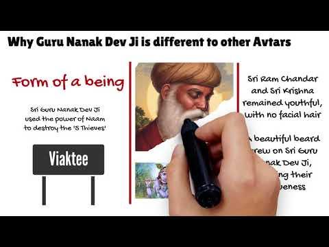 Sri Guru Nanak Dev Ji & Avtars by Bibi Iqwinder Kaur Sikh2inspire