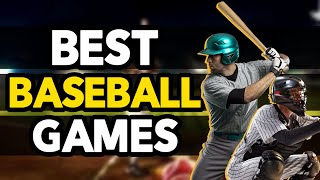 Top 10 Android Baseball Games