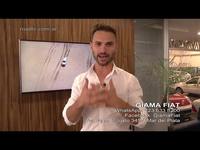 Comenza el 2019 con un 0KM ! Giama  FIAT
