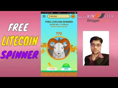 free-litecoin-spinner- -earn-litecoin-for-free