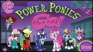 Дружба Это Чудо: Супер пони (My Little Pony Power Ponies Go) Полное прохождение игры(Канал Эльбор заходите - https://www.youtube.com/user/Elbor1000 рекомендую... My Little Pony: Friendship Is Magic дружба это чудо все серии..., 2014-08-17T20:39:23.000Z)