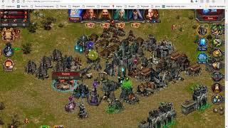 игра война престолов  поход по домикам часть 1