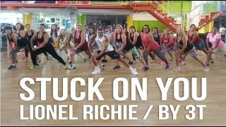 Stuck on you - Lionel Richie | by 3T | Zumba Cool Down