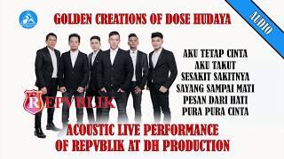 Gambar cover Golden Creations of Dose Hudaya [Official audio]
