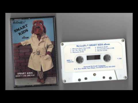 (1986) McGruff's SMART KIDS Album [Cassette Rip]