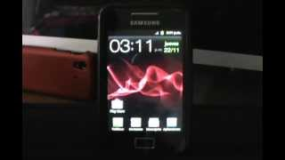Como subir Volumen de Notificaciones - Galaxy Ace S5830/B/L (EspañolMX)