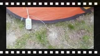 [회사명: 인버터뱅크] 오지 캠핑장 캠핑 전기만들기. …