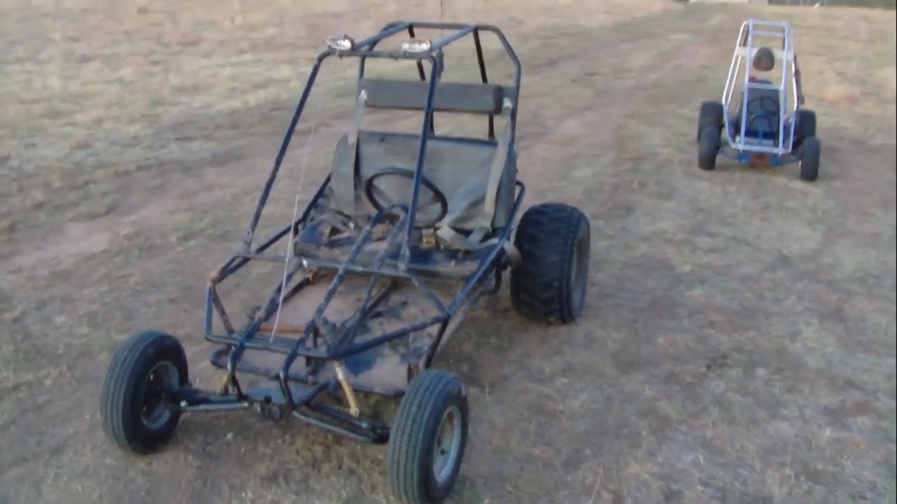 yerf dog 3202 go kart modified custom off road youtube. Black Bedroom Furniture Sets. Home Design Ideas