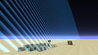 What Happens at Minecraft's World Limit // 30 Million Blocks Out