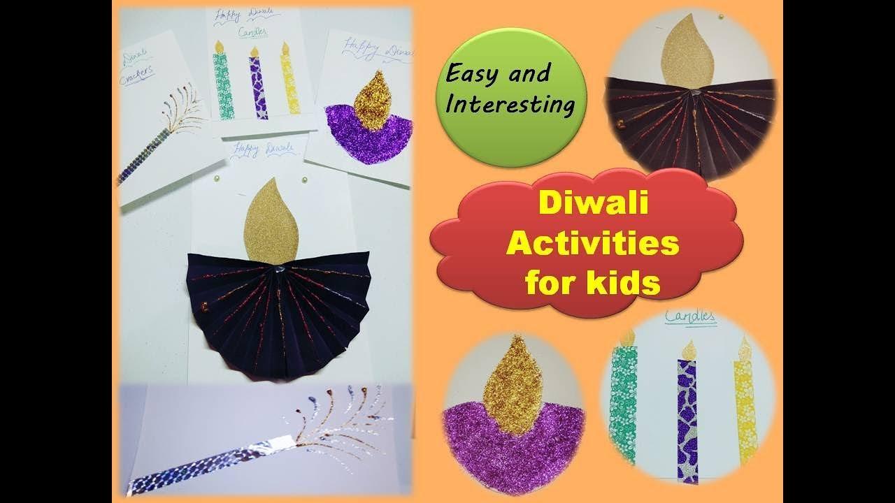 Diy Diwali Activities For Kids Kids Crafts For Diwali