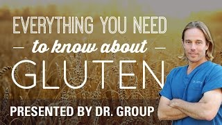 Repeat youtube video Everything You Need to Know About Gluten