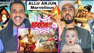 Cinema Choopistha Mama - RACE GURRAM SONGS  REACTION !! | Allu Arjun, Shruti | S Thaman