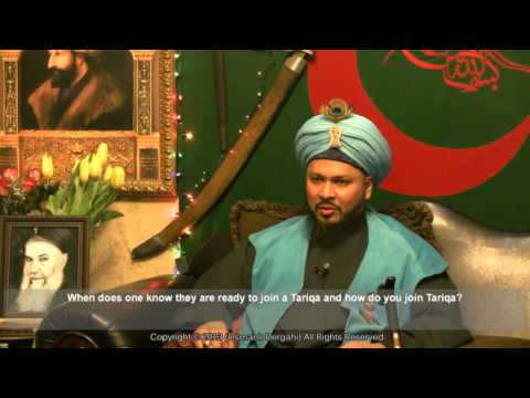 """Q&A: """"How do you join a Sufi Order and when do you know you are ready?"""""""