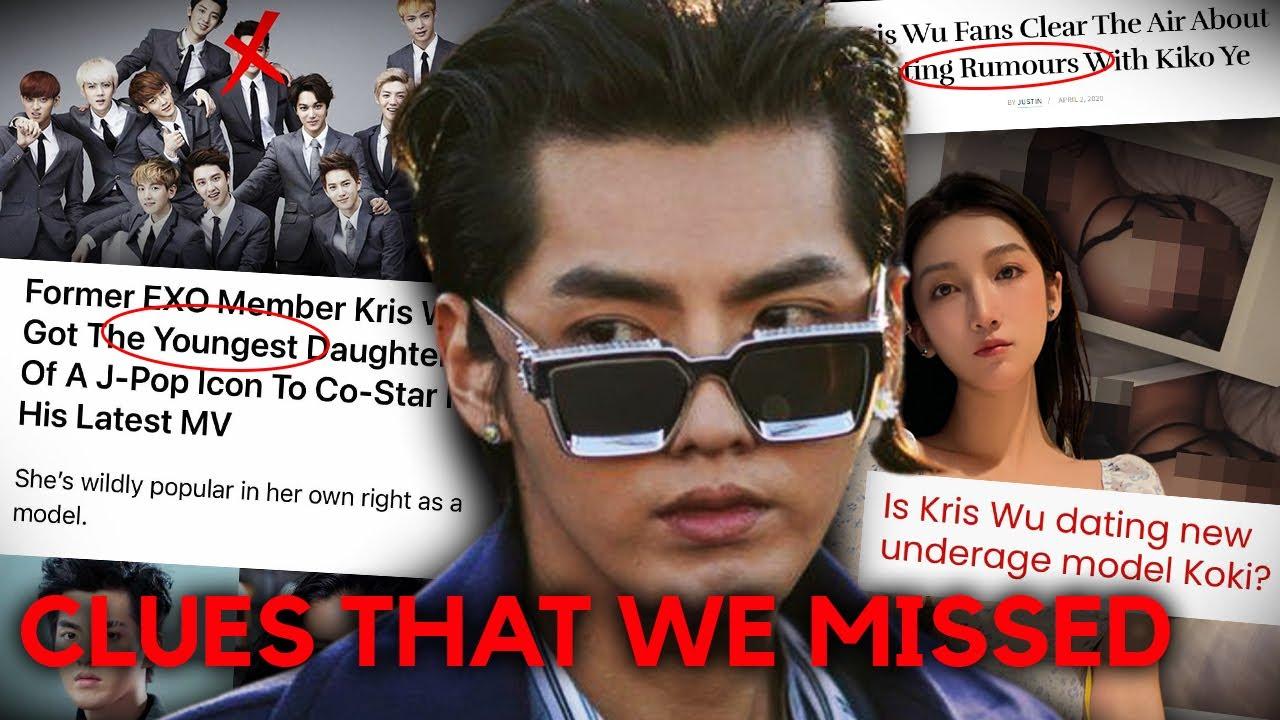 Download Kris Wu: Proof He's Always Been A Predator