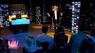 Vince Ebert: Hirn hängt Hoden hinterher! Evolution und eklige Verdauungsrituale - Comedy Tower