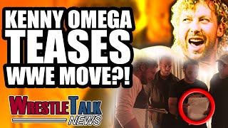 WWE TLC 2018 In DOUBT From Mystery Illness! Kenny Omega WWE Move?! | WrestleTalk News Dec. 2018