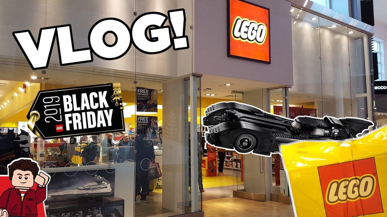 Getting the LEGO Batman 1989 Batmobile Vlog