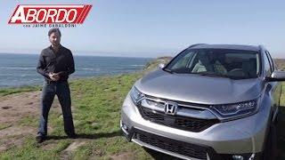 Honda CR-V 2017 - Prueba A Bordo Completa