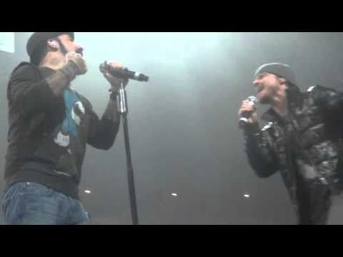 Backstreet Boys - Back to your heart @ Soundcheck NKOTBSB Concert Sportpaleis Antwerpen 2-5-2012