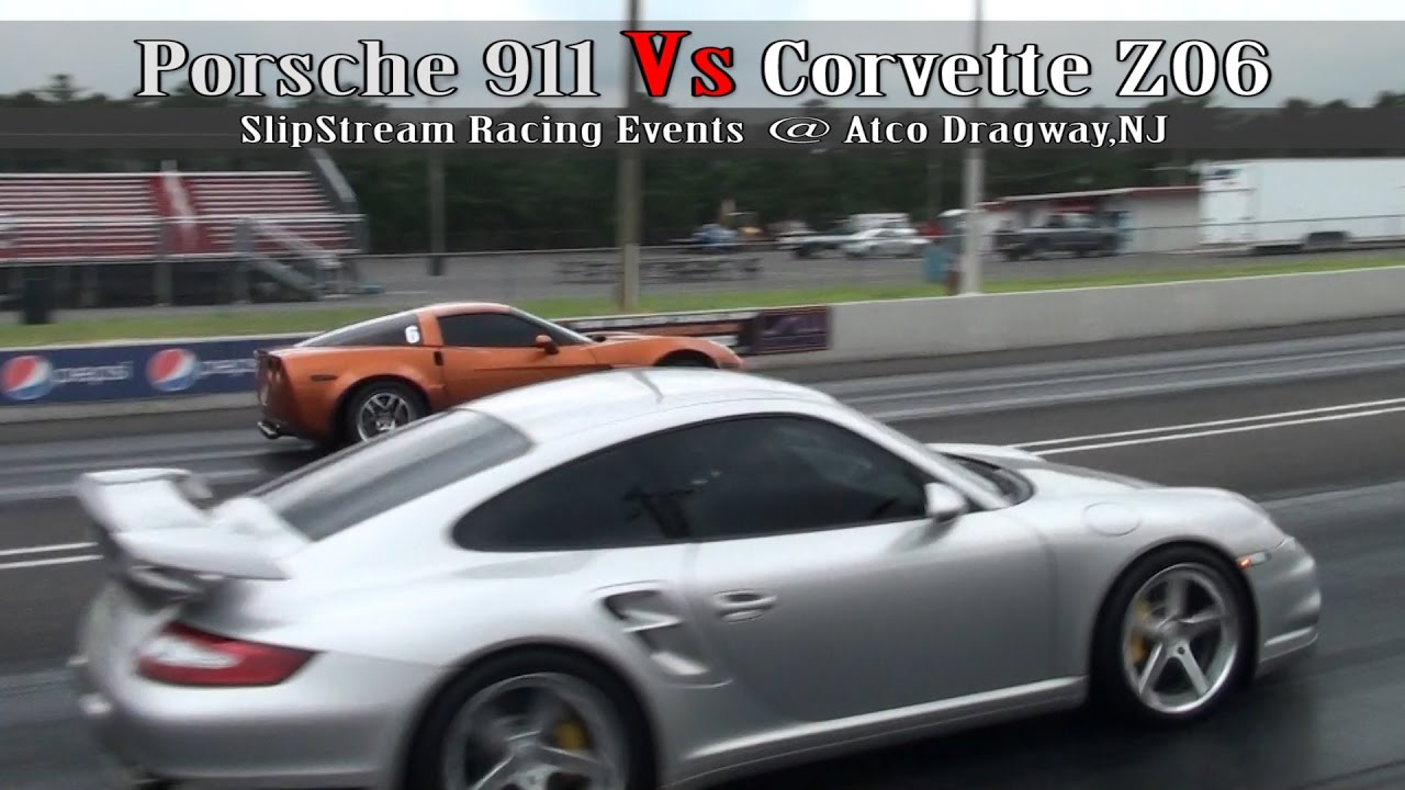 porsche 911 vs corvette z06 youtube. Black Bedroom Furniture Sets. Home Design Ideas