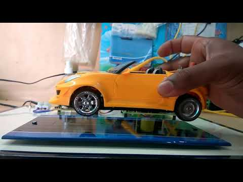 Wireless Charger for Electric Car  || Proof of concept || Wireless Power Technology
