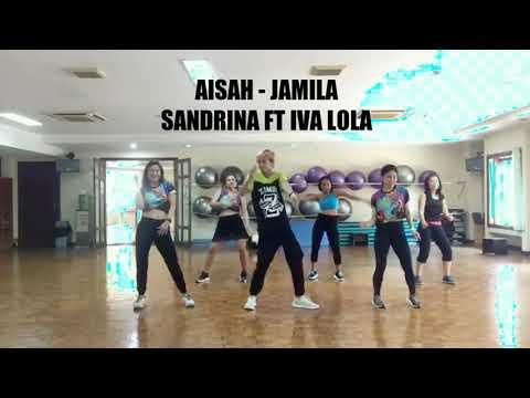 SANDRINA FT IVA LOLA - AISAH JAMILAH CHOREO BY JAY INDONESIA