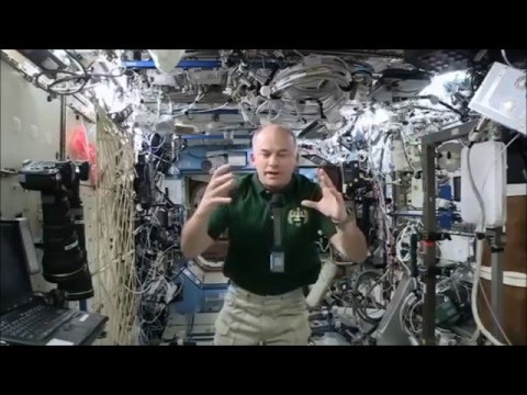 ISS Hoax - Jeff Williams's image gaps
