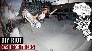 Diy Riot 2014 | Skateboarding | Bbq | Beer | You