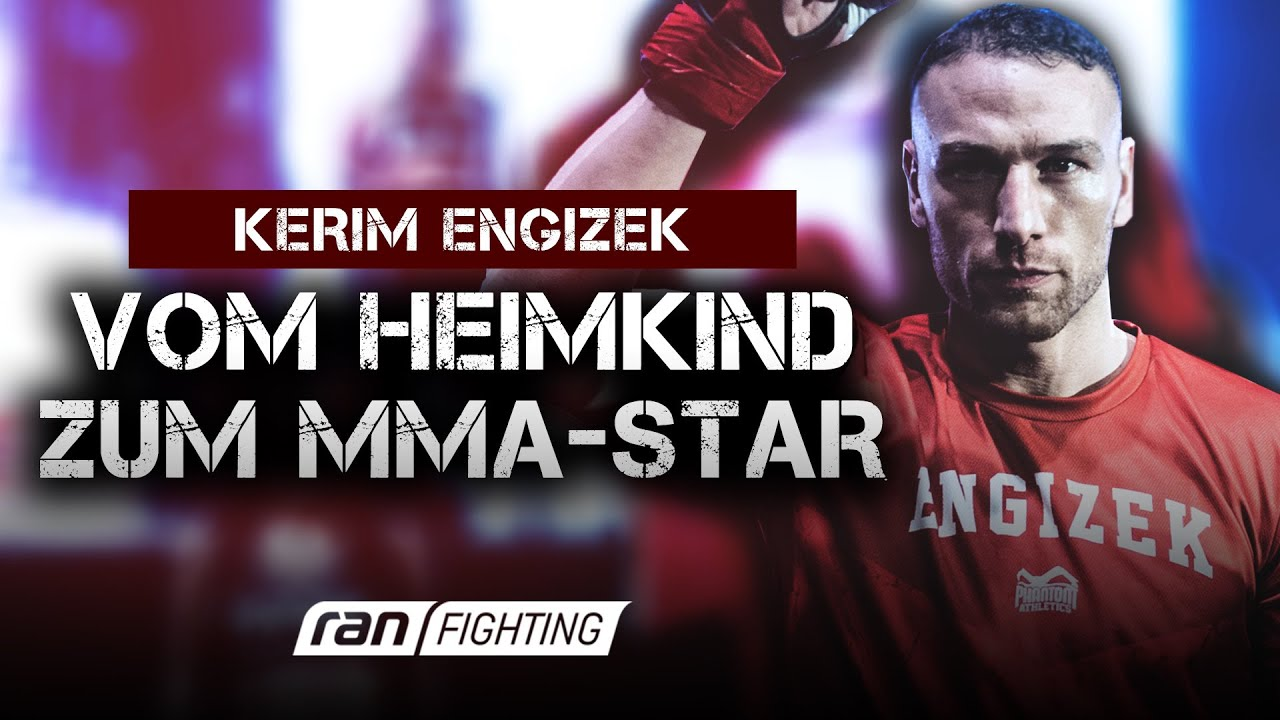 Porträt: Das ist KERIM ENGIZEK! - ran FIGHTING