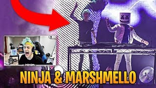 🔴 NINJA & MARSHMELLO EN VIVO FORTNITE E3
