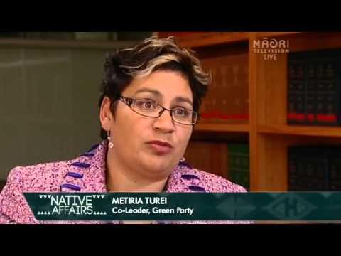 Metiria Turei - Decriminalise Cannabis For Maori