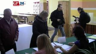Wybory 2011. Głosowanie kandydatów ze Słupska