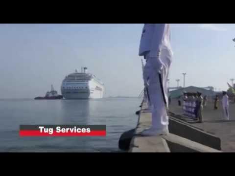 MV Pacific Jewel calling Tanjung Emas Port 2015 (Indonesia's Best Destination Port)