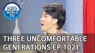 Three Uncomfortable Generations [Gag Concert / 2019.11.02]