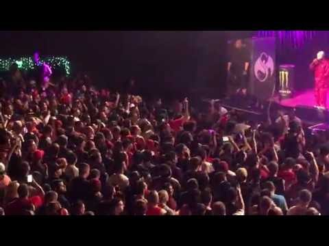 Tech N9ne - Areola (live) @ The Marquee Theater on 5/18/16 in Tempe, AZ