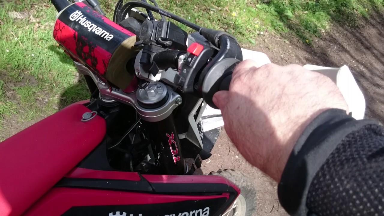 Dirt Bike problem - Help Needed - When running hot bike dies / bogs   Husqvarna TE 511