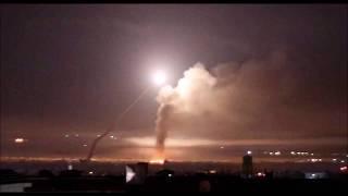 عاجل.. إسرائيل تضرب البنية التحتية الإيرانية في سوريا