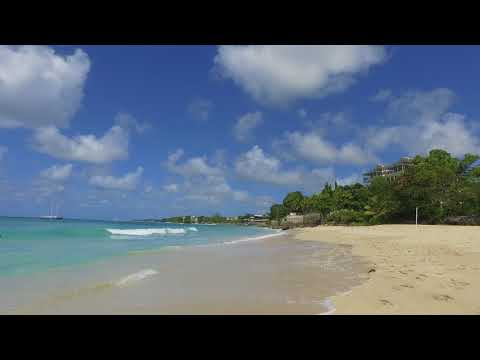 20 Seconds on the Beach in Barbados