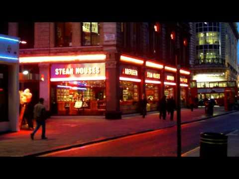 Steak House in London