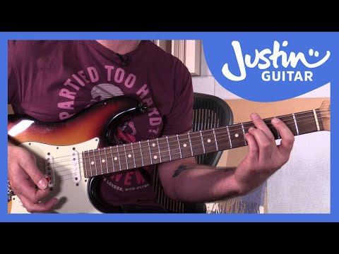 How to play Hit Me With Your Best Shot - Pat Benatar - Guitar Lesson Tutorial (BS-825)