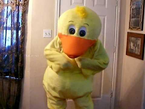 Mascot costumes  from .cartoonmascots.com (956)381-0845 Duck mascot costume - YouTube & Mascot costumes : from www.cartoonmascots.com (956)381-0845 Duck ...