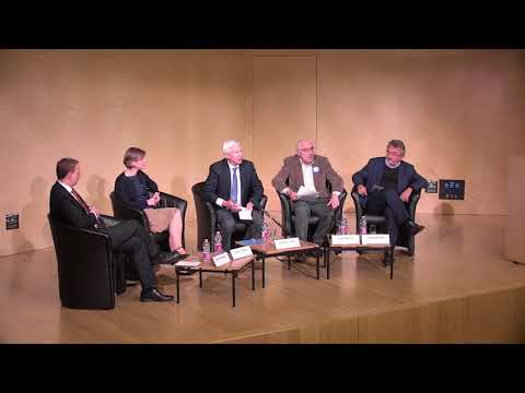 Robert Engle - Evidence-based Policy Making: Challenges and Opportunities