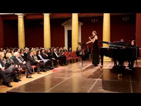 Muzikalus lietuvės ir italo duetas – Lietuvos publikai