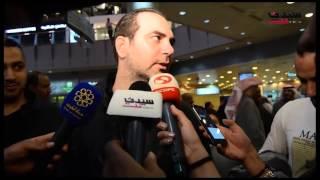 """وائل جسار آخر الواصلين إلى """"فبراير الكويت"""""""