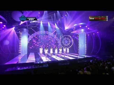 (HD) A Pink - Hush + April 19th Comeback Stage LIVE @ M! Countdown