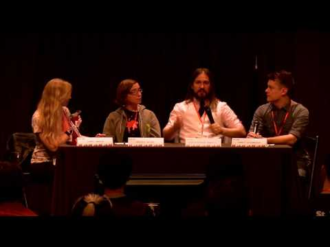 Analog Game Design Panel from PixelPop Festival 2016