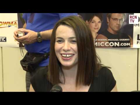 Eve Myles Interview - Torchwood