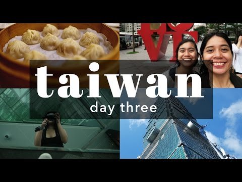 TAIWAN (DAY 3) | TAIPEI CITY TOUR